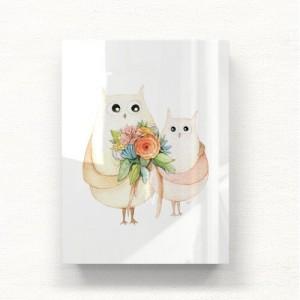 결혼 하자 우리 아크릴 그림액자by포포(208526)-6호