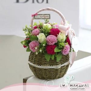 [어버이날] 크리미솝 카네이션_핑크(비누꽃)