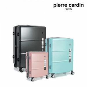 [피에르가르뎅]여행가방 캐리어 하프 20형(폴리카보네이트 100%)
