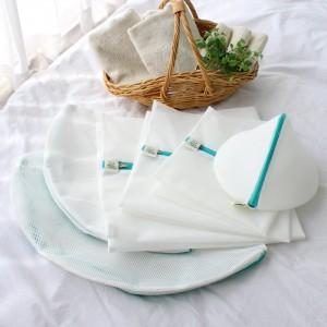 무형광 아기 세탁망 6종세트