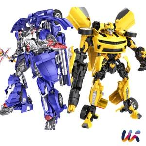 트랜스포머 범블비/옵티머스 변신자동차 로봇 장난감