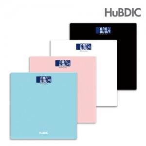 휴비딕 디지털 체중계 HUS-309(50g정밀측정/온도표시/체중증감표시)