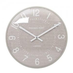 [포커시스]토마스켄트 우드스탁 무소음벽시계 40cm