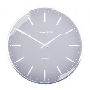 [포커시스]토마스켄트 오이스터 무소음벽시계 40cm