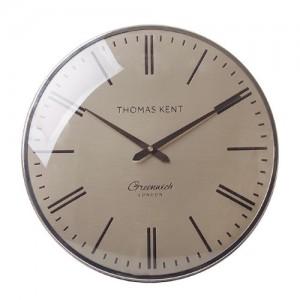 [포커시스]토마스켄트 그리니치 무소음벽시계40cm