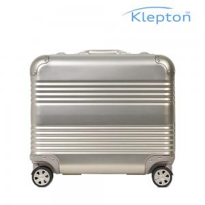 클렙튼 풀메탈 알루미늄 여행용캐리어 티타늄 18인치