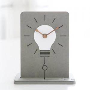 [모로]아이디어 탁상시계