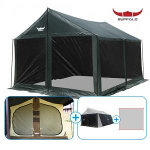 버팔로 뉴렉타 타프스크린 텐트 4종풀세트/타프하우스