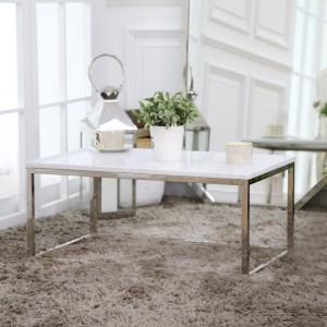 아르마블 로엔 직사각 대리석 소파 테이블
