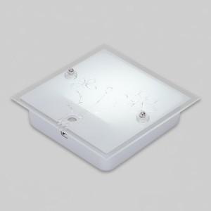 V_110228 사각 LED센서등 채송화 14W 주광색 10개