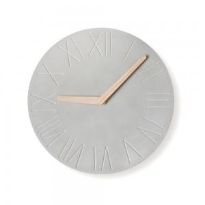 콘크리트로만우드벽시계