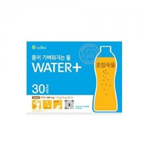 [오설록] 몸가물 WATER+ 깔끔한 혼합곡물맛 30입