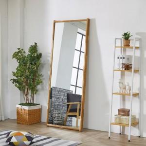 아카시아 원목 1800 거울