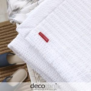데코토닉 퓨어화이트 면리플패드(100x200cm)