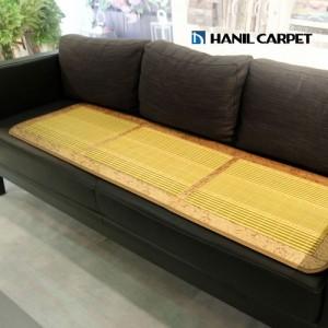 [한일카페트] 리노 3단 대나무 방석 45x160cm