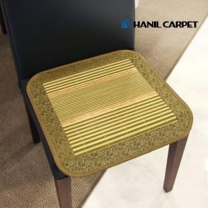 [한일카페트] 리노 대나무 방석 1인용 45x45cm