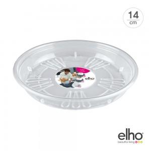 [엘호 elho] 유니소서 라운드 다용도 원형 화분받침대(14cm)