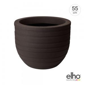 [엘호 elho] 얼루어 리본 인테리어 화분(55cm)