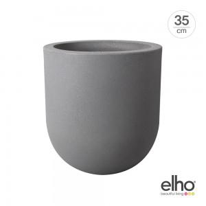 [엘호 elho] 얼루어 소프트 하이 인테리어 화분(35cm)