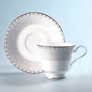 [행남자기] 다이너스티 커피세트 2pcs (1인조)
