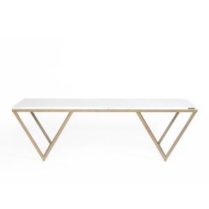 WMTA-1400 천연 대리석 거실 소파 테이블