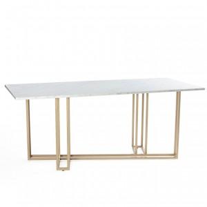 WMPR-1400 천연 대리석 테이블  4인식탁