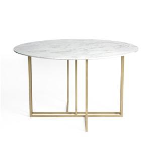 WMPR-1000R  천연 대리석 테이블 4인 식탁