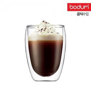 [보덤]파비나 2개입 더블월 유리잔 0.35L BD4559-10