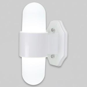 V_110807 벽등 LED 2등 B R 화이트 15W LG칩