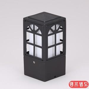 V_110863 문주등 사각 윈도우 블랙 20개