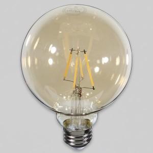 S_101259 LED에디슨 볼 램프 에코 4W E26 G95 전구색