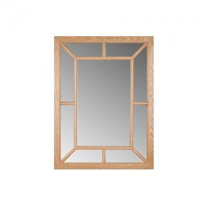 [까사미아] 케이)오크사각벽거울NA60x80