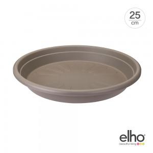 [엘호 elho] 유니버셜 소서 라운드 플라스틱 화분받침대(25cm)