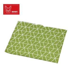 [레드퍼피] 디자인 쿨매트 (올리브그린_XL)