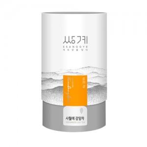 [쌍계명차] 사월에 감잎차 40g /지관