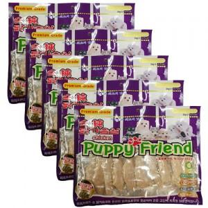 퍼피프랜드치킨그대로닭가슴살400gx5개(실중량:300g)