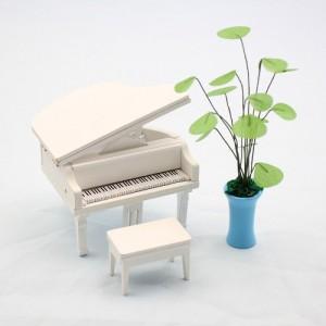 [adico] DIY 미니어처 키트 - 그랜드 피아노