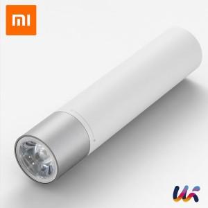 샤오미 미니 스마트 LED 충전식 휴대용 손전등