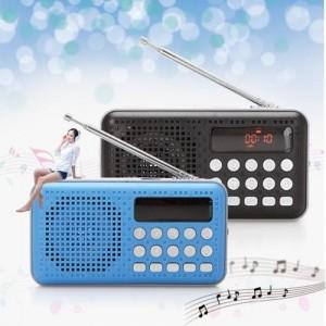 모리모리 휴대용 뮤직박스/휴대용 라디오/SD카드/USB/미니오디오/스피커