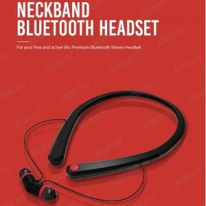 코끼리 넥밴드 스테레오 블루투스 헤드셋 KHB-300C Kokiri Neckband Stereo Bluetooth Headset