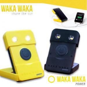 [WakaWaka]네덜란드 와카와카 LED플래시/보조배터리 WWP