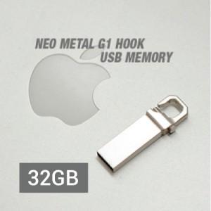 [Aion] NEO Metal G1 USB 메모리(실버)-32G