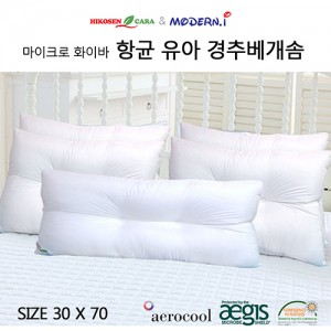 [모던아이]마이크로 항균 유아 경추베개솜(30x70)