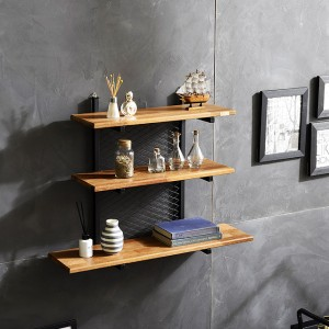 스틸 벽선반 주방 거실 벽장식 선반장 카페 인테리어