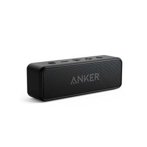 앤커 사운드코어  2 포터블 블루투스 스피커 위드 슈페리어 스테라오사운드, 전문 베이스 업, 12-와츠, IPX5 워터 레지스탕스, 24시간 플레이
