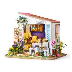 [adico] DIY 미니어처 시그니처 하우스 - 릴리 하우스