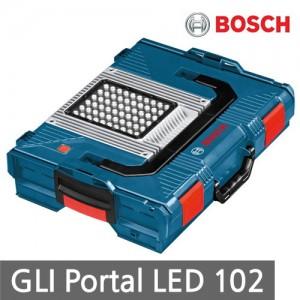 [보쉬] 키트박스 GLI PortaLED 102 (14.4~18V호환가능