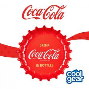 코카콜라 뚜껑 쟁반 #1957