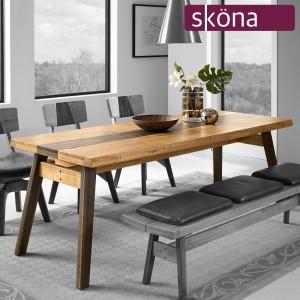 디아보 원목 6인 식탁 테이블