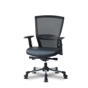 장수메쉬 럭셔리원중(흰색사출) 의자